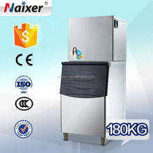 2015 new square ice cube machine for commercial use