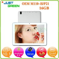 New 10.1 inch MT8382 quad cores tablet pc Android 4.4 WIFI GPS call function tablet pc