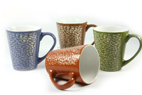 Support Oem/Odm Colorful Stoneware Product Direct Factory Price Cheap Ceramic Mugs