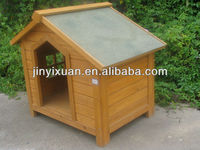 Wooden Apex Felt Roof Dog Pet House/Kennel /Dog Shelter