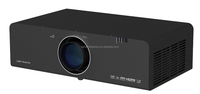 competitive price 4000 lumens native 1920*1080 multimedia projector, home theater system laser projector