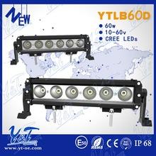 Y&T 60w Flood beam 50-60deg led wash lights,led wash bar,led stage lighting camper trailer parts led light bar for SUV AUTO Part