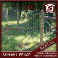 Hot Dipped Galvanized Sheep And Goat Fencing/grassland Fence/field Fence