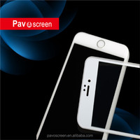 pavoscreen 3D curved edge high clear glass screen protector for iPhone 6 plus