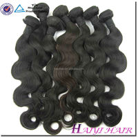 Hot Selling Factory Outlet Human Virgin Brazilian Hair Extensions Canada