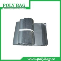 Postal Use Grey Wholesale Express Plastic Mailing Bag