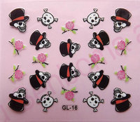 eyeshadow sticker decorated resin nails manufacturers of nail stickers