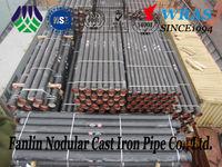 epoxy coating ductile iron pipe