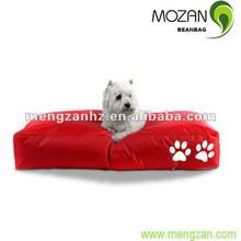 popular good quality bulk sale pet dog sleeping bean bag dog bed