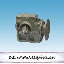 STdrive Brand S series helical worm gearbox with AC 3phase motor