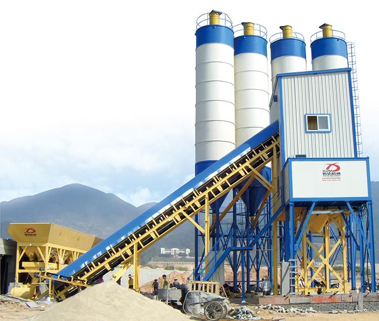 Hot Sale Concrete Machinery Hzs120 Modular Ready Mixed
