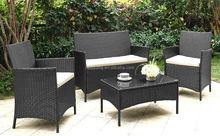 2015 the best selling Rattan garden furniture