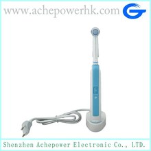 electric toothbrush with dupont round Bristle deep clean your teeth