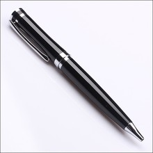 brand name executive metal ball pen with custom logo on pen