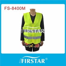 motorcycle reflective safety vest for motorcycle CE and FDA