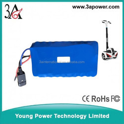 72v 4ah li-on battery packs for Electric car motorcycle balance segway battery packs