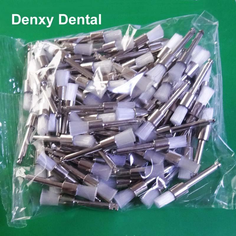 dental profiláctica de micro cepillo de pulido cepillo de dientes desechable cepillos de profilaxis