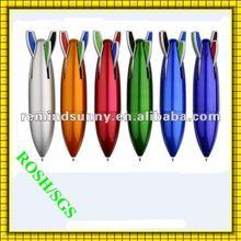 Special Design Metal Rocket Shape Ball Pen