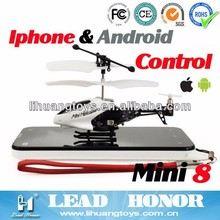 2015 Hot Selling LH-1210 3.5CH Infrared control mini rc helicopter iPhone/Android control for kids