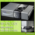 WT-CTL-1325 carpeta de anillas con separadores