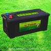 Yuasan 12V200AH Heavy Duty Sealed lead Acid MF Truck Batterys-N200-MF