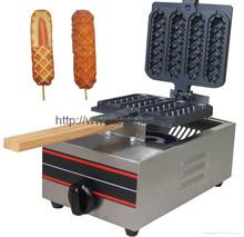 2014 autumn canton fair Gas waffle maker/waffle making machine custom plate