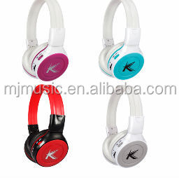 2015 new unique twistable headband bluetooth stereo headset