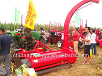 4JQ-1.5 tractor mounted corn silage cutter