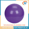 China Gold supplier PVC transparent yoga ball with latex tubes and handles