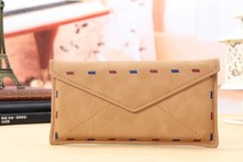 Pu Leather Envelope Case for iPhone 6 , retro style carry case for iphone 6 4.7""