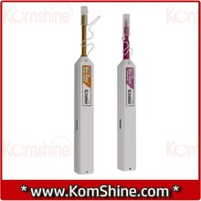 Optical Connector One Click Cleaner KomShine KOC-125/Fiber Optic Pentype Cleaner/Fiber Cleaner Pen