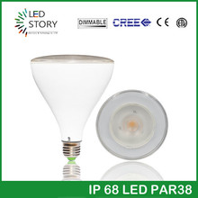 warm white/cool white CCT 150 watt replacement led par38 led spotlights