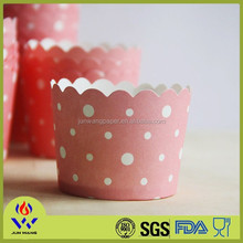 Wholesale cupcake paper holder for cake decoration