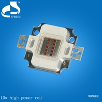 Most popular 20w 630nm 10w red high power led chip