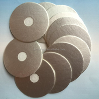 Breathability induction cap seal liner for fertilizers