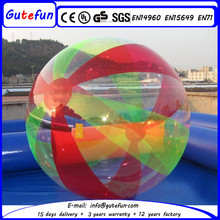 customized LOGO affordable price inflatable water walking roller