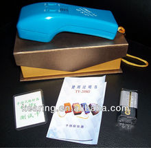 Kearing brand,handicraft accurate detector,Portable Needle Detector,metal detector,blue colour#ND1210-T