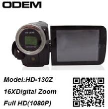 HD-130 video camera traveler 1080P support to 64G video camera free best full HD Digital Video Camera