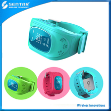 GPS Tracking Watch SMS Tracking Location Remote Monitoring Smart Kids GPS Watch With SOS Emergency Call & Bluetooth Anti-lost