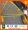 China supplier powder coated Hot-dipped galvanized crowd control barrier Fence