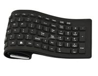 waterproof and dustproof laptop /desktop silicone keyboards