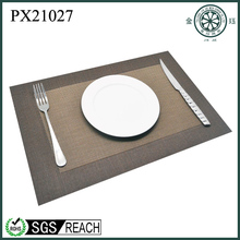 hot rectangular table mat, plastic table runner plastic made by pvc in any size like 30*45 or 33*46