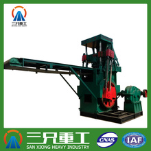 Green machinery 2013 hot in Iraq sand lime brick making machinary tools