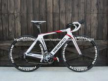2014 s5 de carbono bicicleta de carreras de bicicletas de carbono bicicleta de carretera con 6800 groupset para la venta