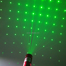 XPL-303N532G100 focusable 100mw green 532nm laser pointer