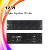 DBX1231 Professional 2 Channel Stereo Graphic Equalizer