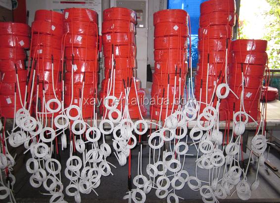 12 В Отопление Трассировка Кабеля Для Крыши Размораживания Трубопровода Нагревательный Кабель 220 В Дороге Электрический Нагревательный Кабель