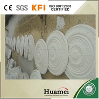 #700mm Gypsum cornice /moulding for building materials and hospital