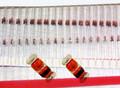 18v diodos zener de la serie hc de silicio epitaxial planar do-35