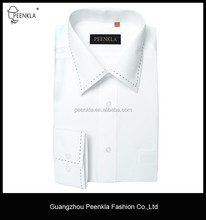 latest cotton long sleeve officer shirt